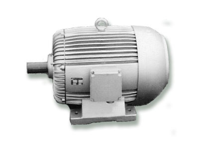 Historic BEVI electric motor gray